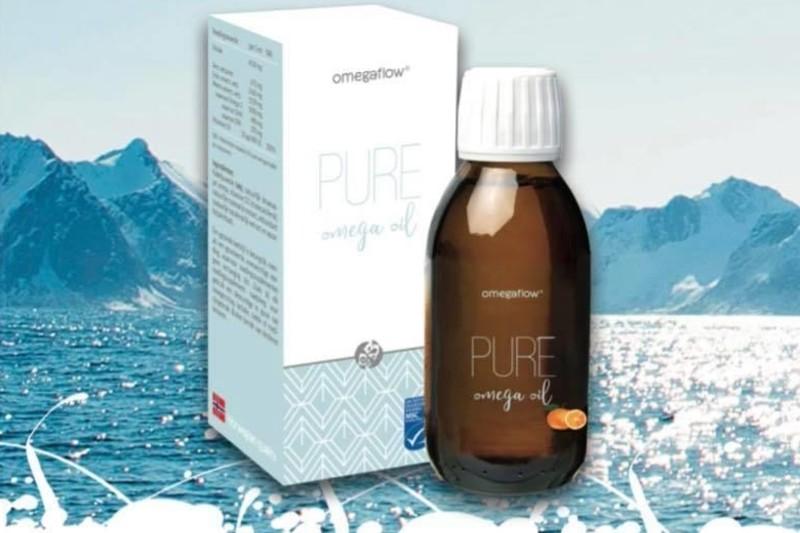 Omegaflow pure omega oil Skinfluence Oisterwijk