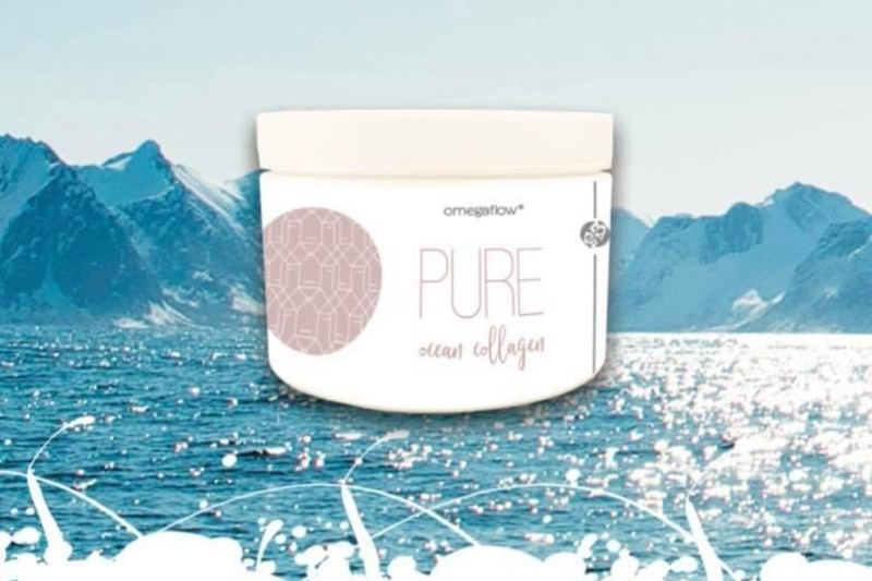 Omegaflow pure collagen Skinfluence Oisterwijk